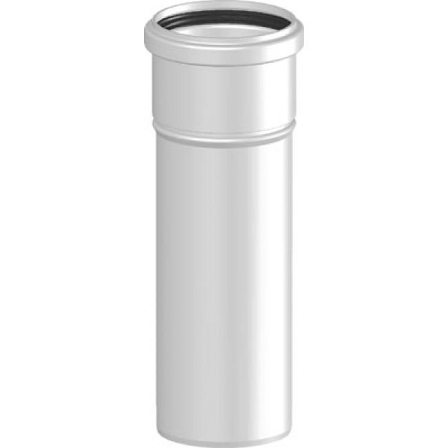 Conduit PPS rigide pour chaudière à condensation - longueur 1 m TEN