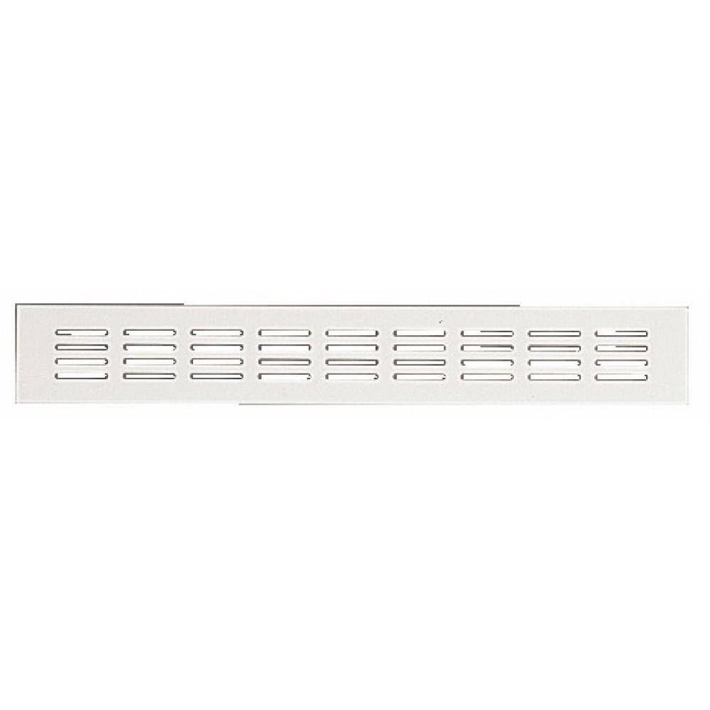 grille d 39 a ration aluminium 80x400 renson bricozor. Black Bedroom Furniture Sets. Home Design Ideas