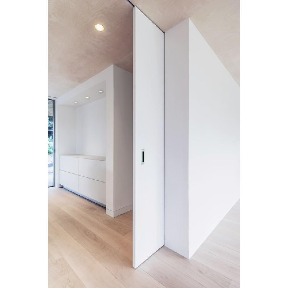 rail pour porte coulissante bois invisible proslide. Black Bedroom Furniture Sets. Home Design Ideas