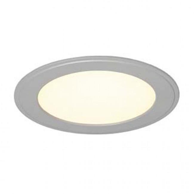 Spot encastr plafond downlight led senser slv for Spot encastre plafond