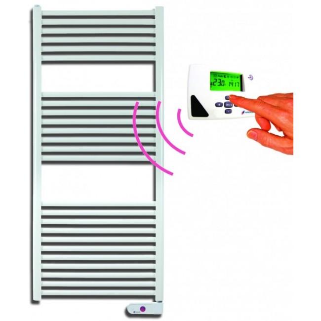 Sèche-serviettes électrique 700W LCD HAVERLAND