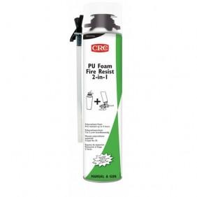 Mousse polyuréthane coupe feu - 750 ml - 2 en 1 CRC