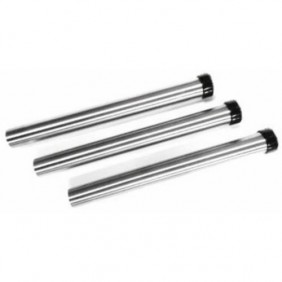 Tube inox pour aspirateur XC 30 - Lot de 3 SIDAMO