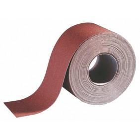 Rouleau de toile abrasive souple, grains corindon ET 641 PF VSM