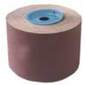 Rouleau abrasif d'atelier pour ponceuse à cylindre PON635 LEMAN