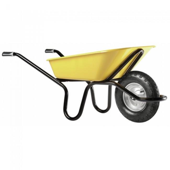 Brouette 100 litres - 1 roue gonflée - Aktiv Excellium Plus HAEMMERLIN