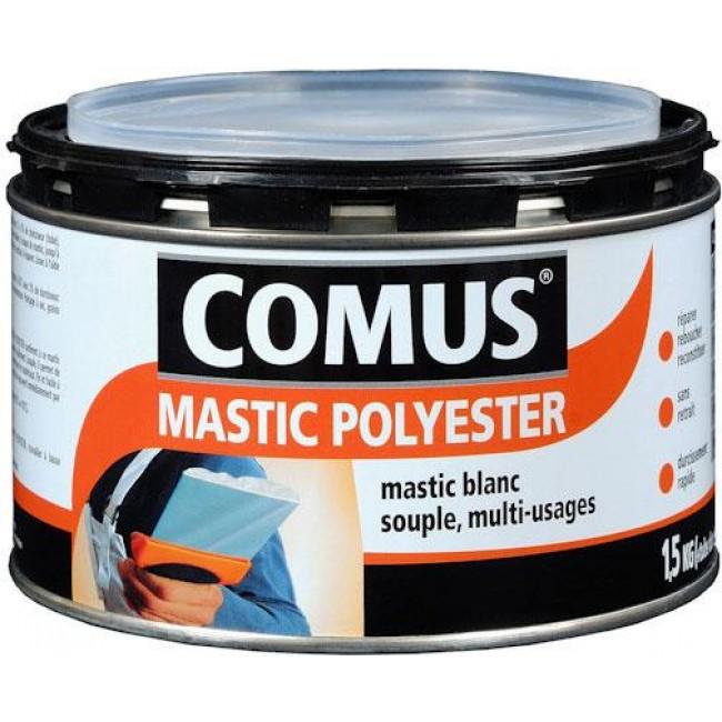 Mastic polyester multi-usages COMUS