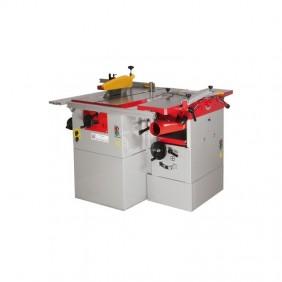 Combiné à bois 5 fonctions 3 moteurs K5260L HOLZMANN