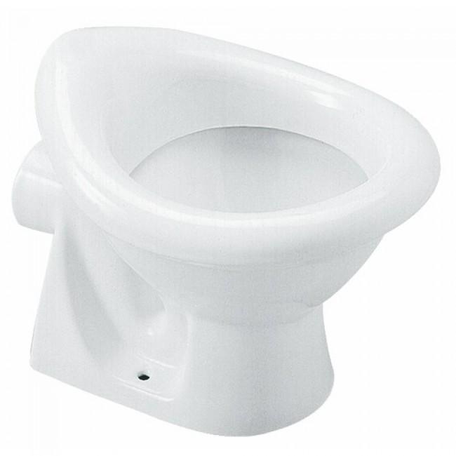 Cuvette wc enfant - sortie horizontale 85 mm - Ludik SELLES