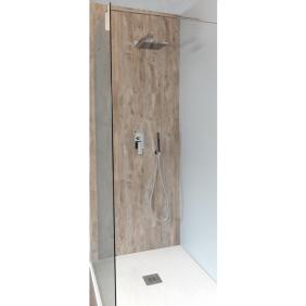 Colonne de douche encastrable plafond LOBA avec mitigeur MILANO SARODIS