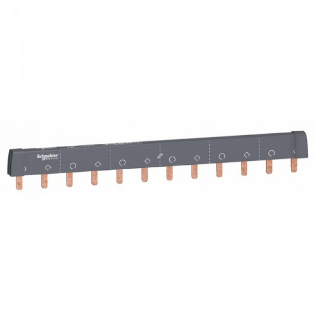 Peigne de raccordement pour disjoncteur iC60 SCHNEIDER