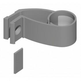 Support décalé ovale en aluminium pour poignées Diva X LA CROISÉE DS