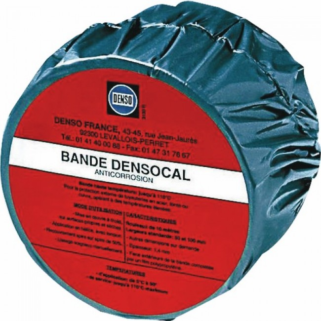 Bande anticorrosion Densocal - 10 x 100 mm DENSO FRANCE