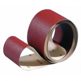 Abrasifs en bandes longues papier corindon KP 508/510 E VSM