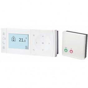 thermostat d ambiance sans fil et programmable bricozor. Black Bedroom Furniture Sets. Home Design Ideas