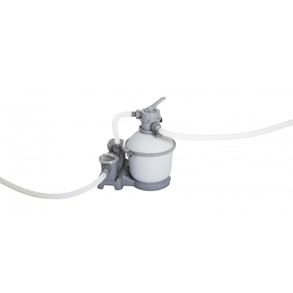 Piscine Tubulaire Ronde Acier Hydrium 460x120cm Accessoires