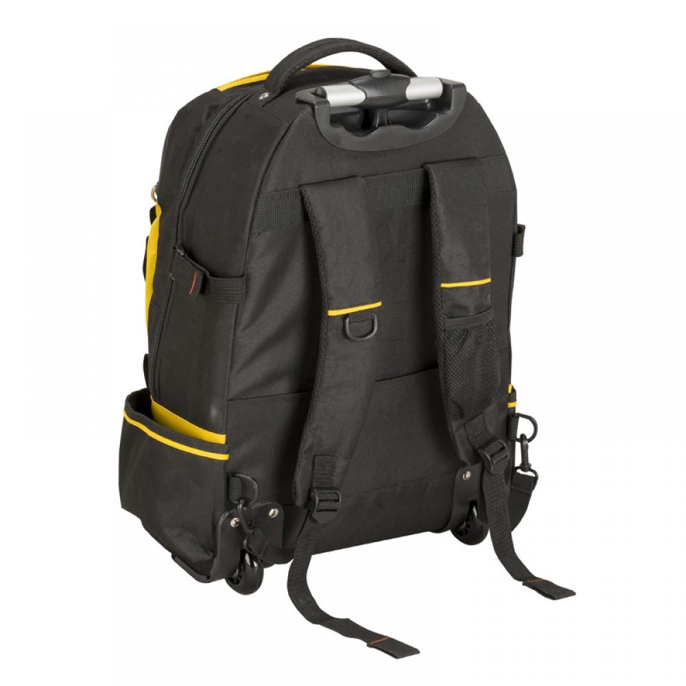 sac dos porte outils roulettes fatmax 1 79 215 stanley. Black Bedroom Furniture Sets. Home Design Ideas