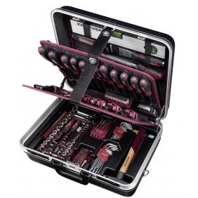 Mallette outils rigide professionnelle - 185 outils - P300 KRAFTWERK