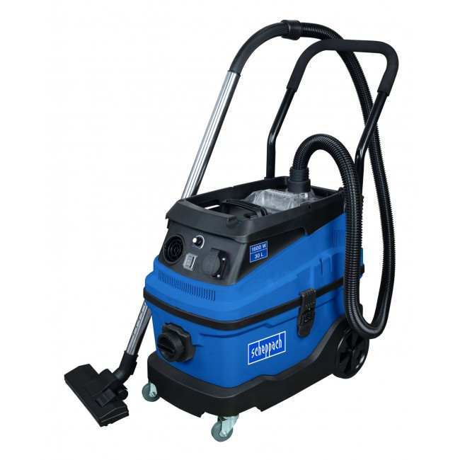 Aspirateur eau et poussières 1600W 3-en-1 - ASP30 SCHEPPACH