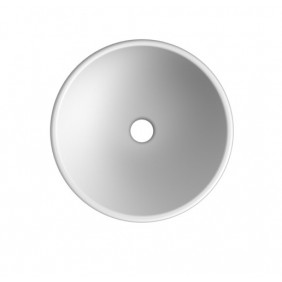 Vasque à poser en céramique - diamètre 39,5 cm - Sfera SCARABEO