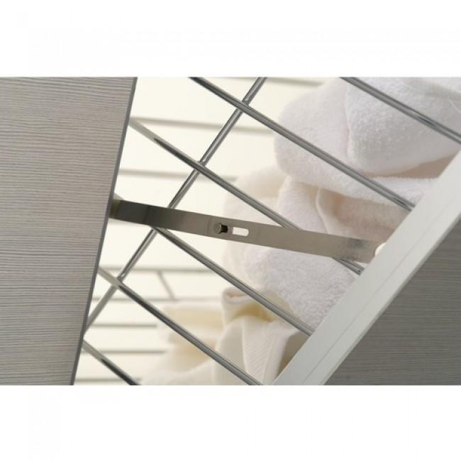 Paniers à linge pour portes basculantes INOXA