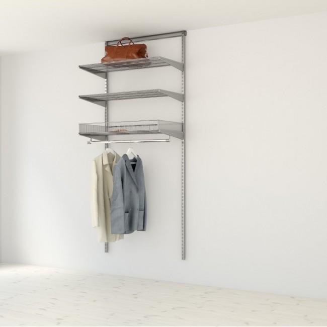 Kit Dressing Classique - L90x40 cm - Platinium ELFA