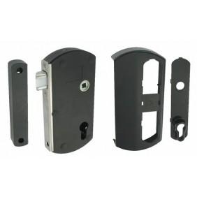 Serrure Modulox pour portail bois/PVC/alu TIRARD