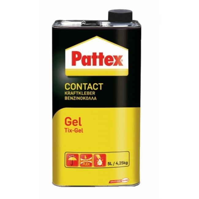 Colle néoprène Pattex gel - Seau de 4.5 kg HENKEL