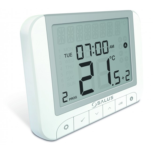 Thermostat programmable - Opentherm RT520 - filaire SALUS