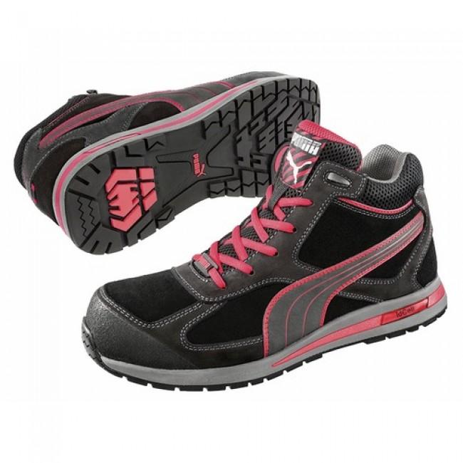 Chaussures de sécurité hautes Fulltwist S3 HRO SRC