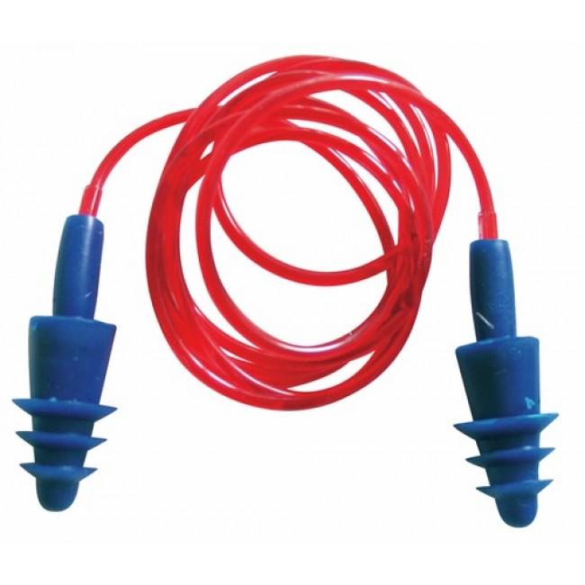 Bouchons d'oreilles antibruit réutilisables ConicFit06 VENITEX