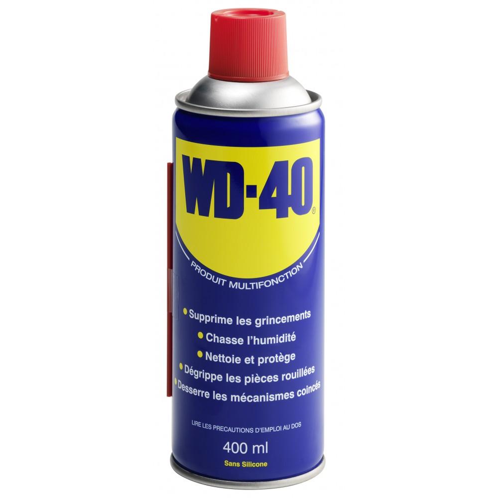 Dégrippant pas cher - Dégrippant WD40 500 ml- Dégrippant