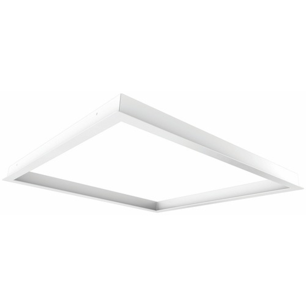 Cadre saillie pour dalle edgelit led 600x600 mm luceco for Dalle led pour garage