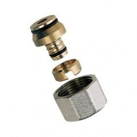Adaptateur à compression - pour tube multicouche - 224 RBM