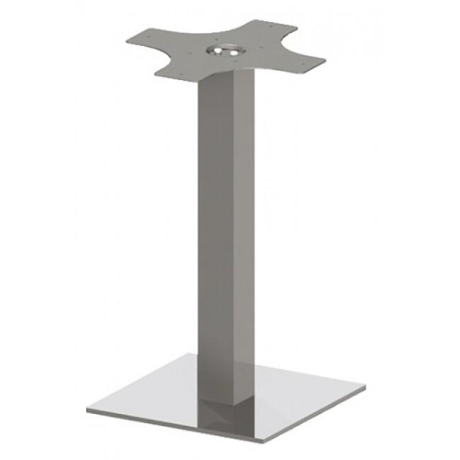 Pied simple central - pour plateau de table - 725 et 1090 mm - Hera EMUCA