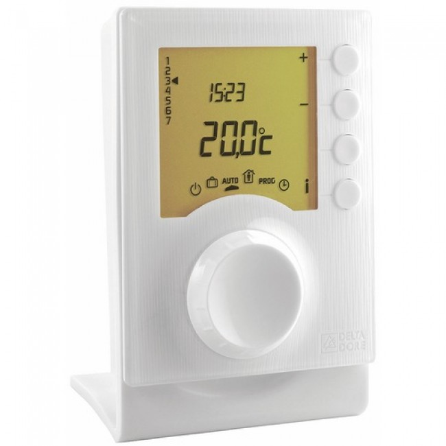 Thermostat digital programmable filaire Tybox 117 DELTA DORE