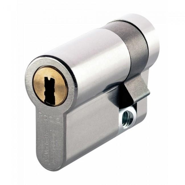 Demi cylindre - 32,5 x 10 mm - RADIAL NT+ 5101 - varié - nickelé VACHETTE