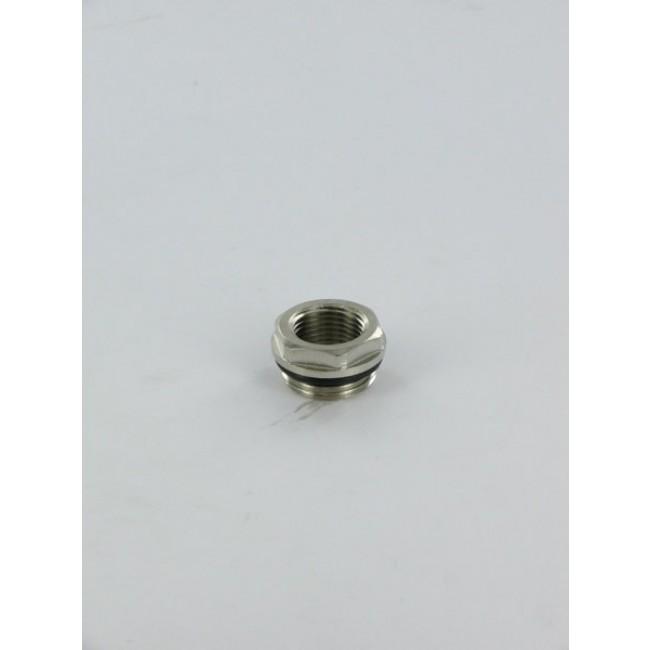 Réduction de radiateur - filetage 15x21 réduit 5x10 - R1505V