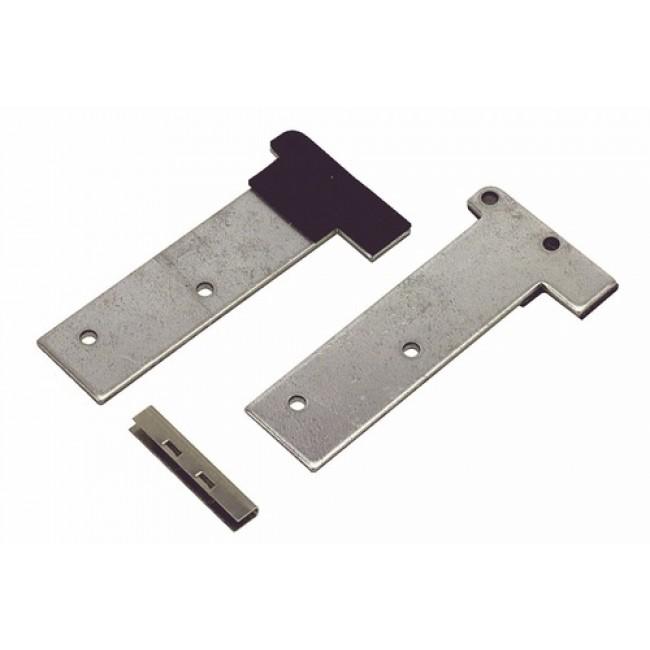 Accessoires pour seuil SP 20 sur menuiserie bois BILCOCQ