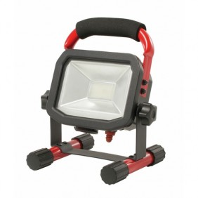 Projecteur de chantier - rechargeable - LED LUCECO