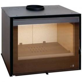 Insert à bois 8-12kw -pour surface de 120m2- L69 x H55 x P44.5 cm - C270 TERMOFOC