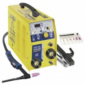 Poste à souder TIG technologie INVERTER - 168 DC HF GYS