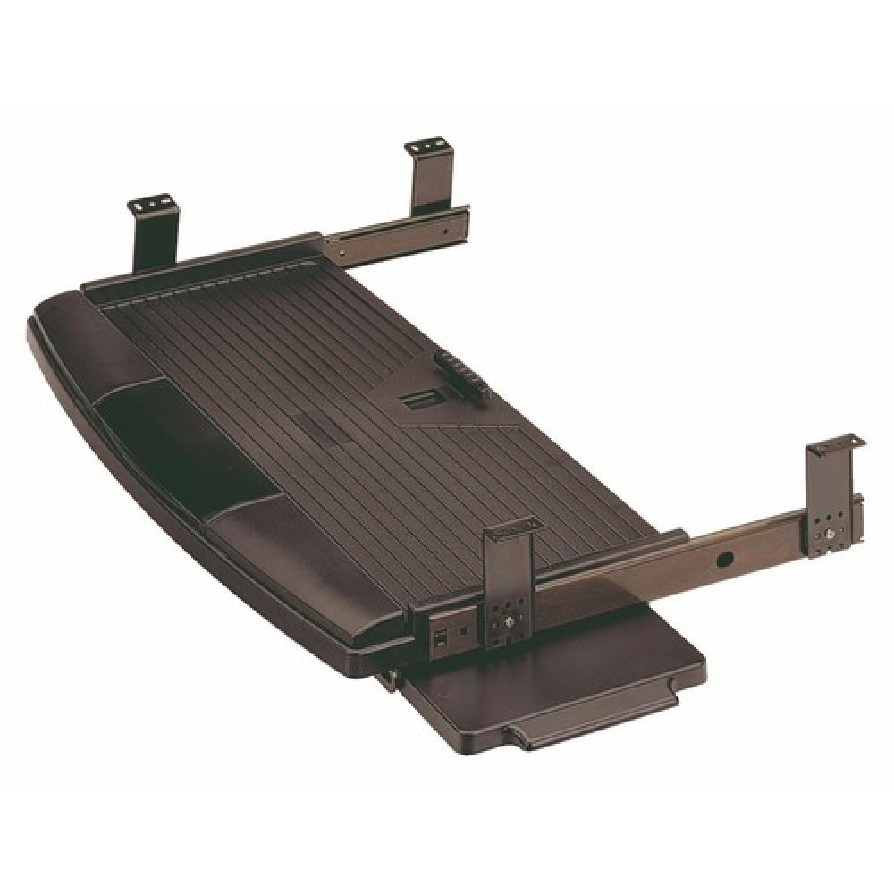 supports clavier coulissants avec tapis de souris hettich bricozor. Black Bedroom Furniture Sets. Home Design Ideas