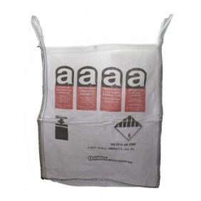 Sac à gravats pour déchets amiantés - BIG BAG Amiante A01E SACHERIE DE PANTIN