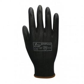 Lot de 12 paires de gants fins à usage courant - noir ARCOTEK