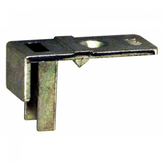 Guide d'extrémité - pour sortie de tringle de crémone à têtière 16 mm FERCO