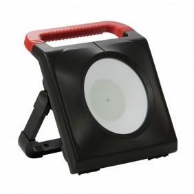 Projecteur de chantier - LED - avec prises à clapet CEBA
