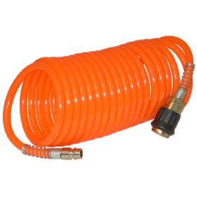 Tuyau spiral PE UNI - 5 x 8 mm x 5 m Lacmé