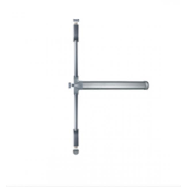 Serrure antipanique push bar - 3 points haut bas et latéral - Oltre FAPIM