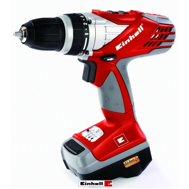 Perceuse visseuse sans fil lithium ion RT-CD 18/1 Li 2 B EINHELL